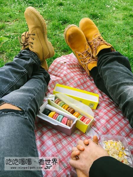 吃吃喝喝看世界 巴黎野餐
