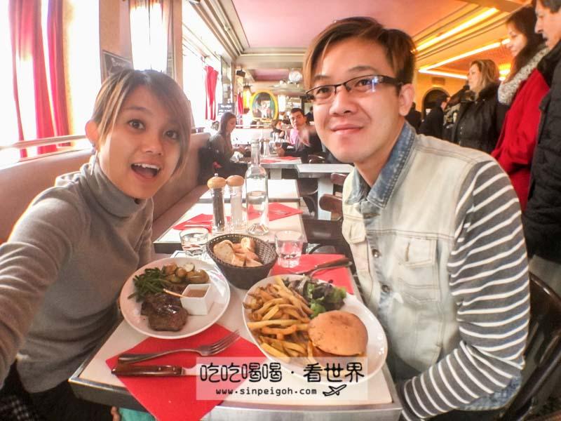 吃吃喝喝看世界 巴黎遊記