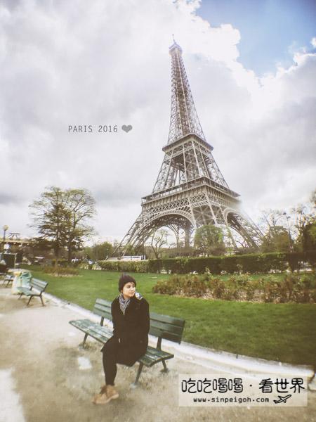 吃吃喝喝看世界 我對巴黎的愛與恨