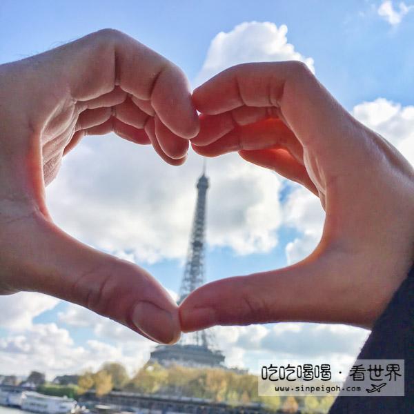 吃吃喝喝看世界 愛在巴黎
