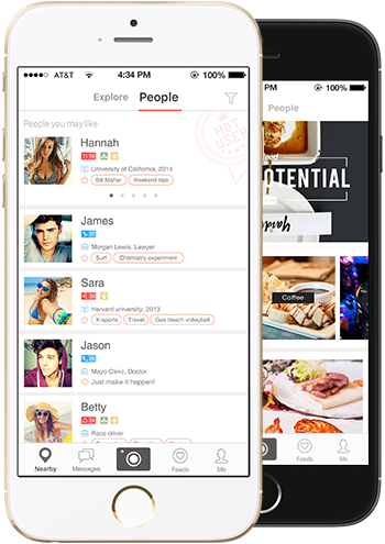 passfeed official dating app for iphone