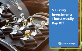 Luxury Investments That Actually Pay Off
