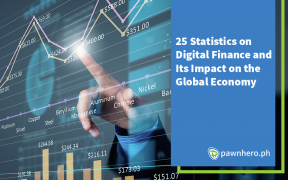 25 Statistics on Digital Finance and Its Impact on Global Economy