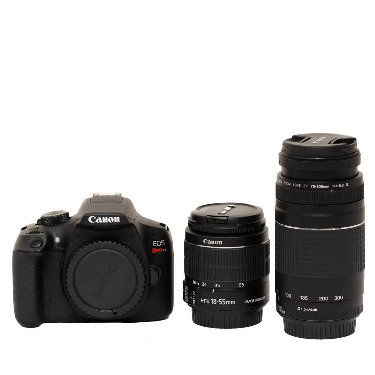Top 10 Punto Medio Noticias | Canon Eos Rebel T6 1300d Price Philippines
