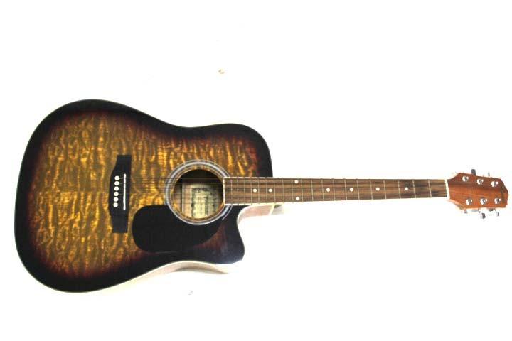 Fernando Acoustic Wsc F001 3ts Buy Online Preloved 100 Authentic