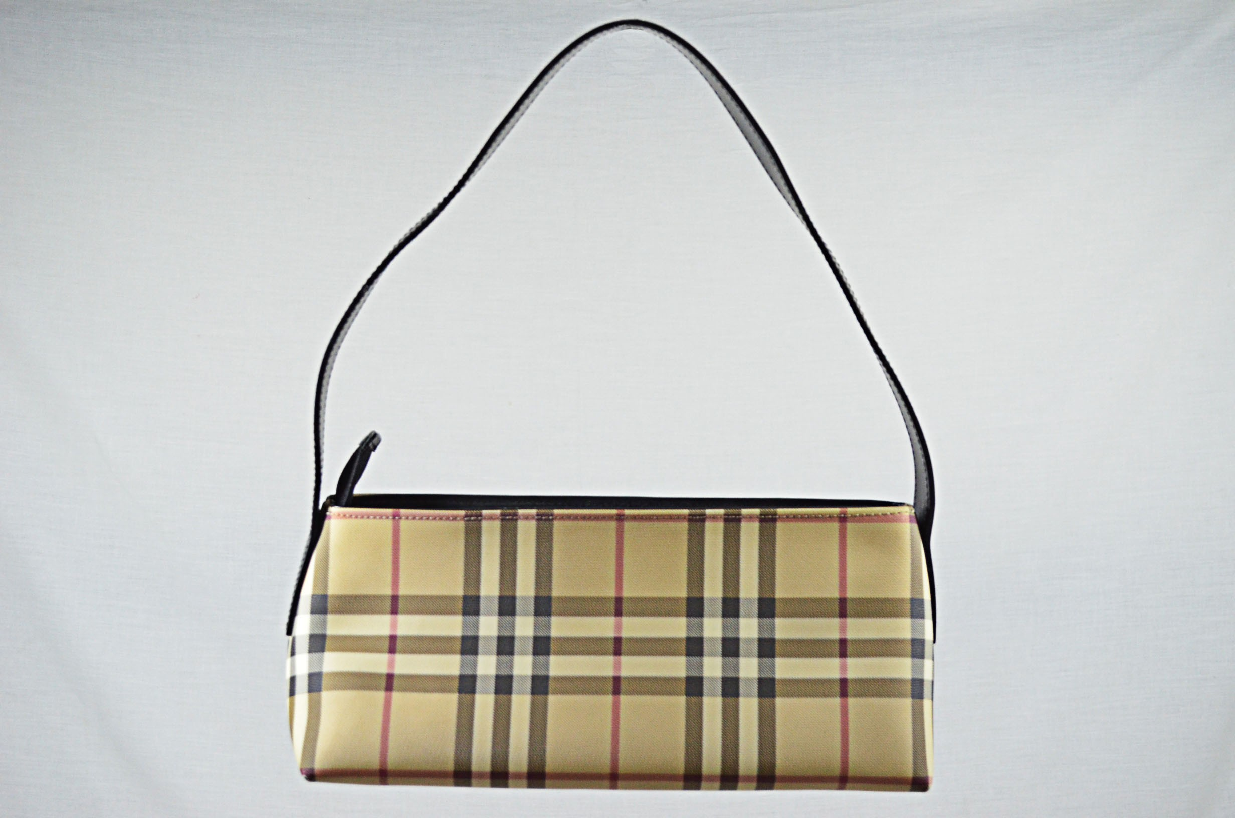 41fdbdbfcfee Burberry Nova Check Small Handbag Buy Online