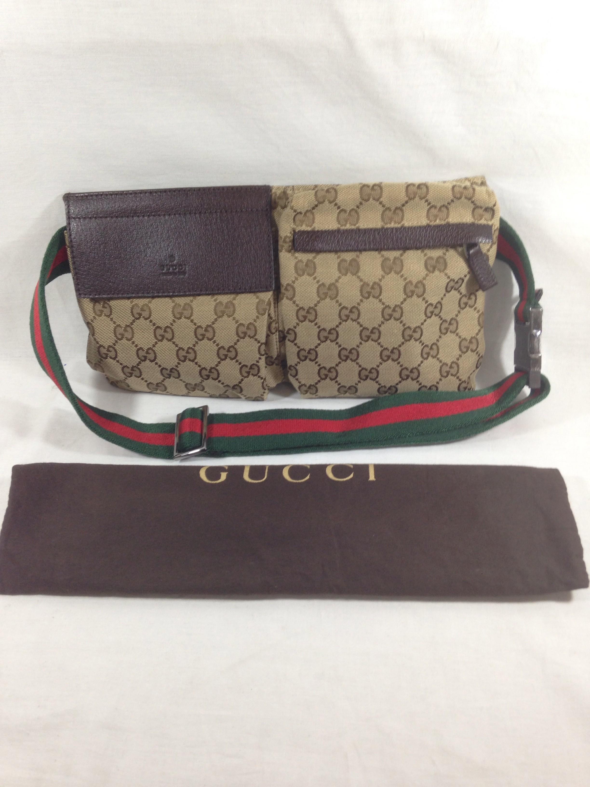 9540128db776 Gucci waist bag belt bag Buy Online, Preloved & 100% Authentic ...