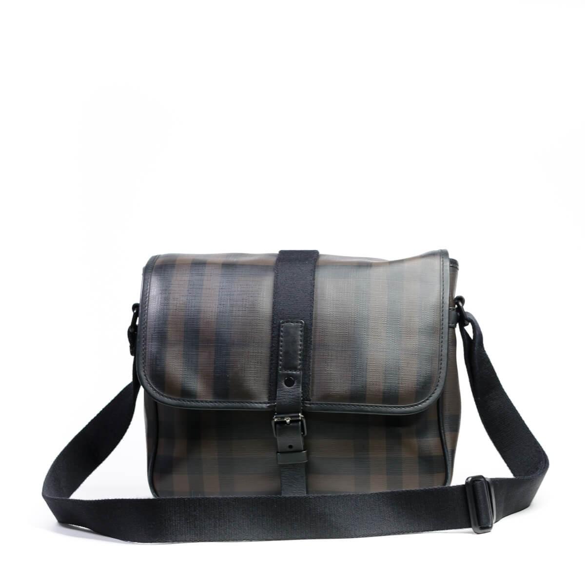 79487a855066 Burberry Smoked Check Crossbody Bag