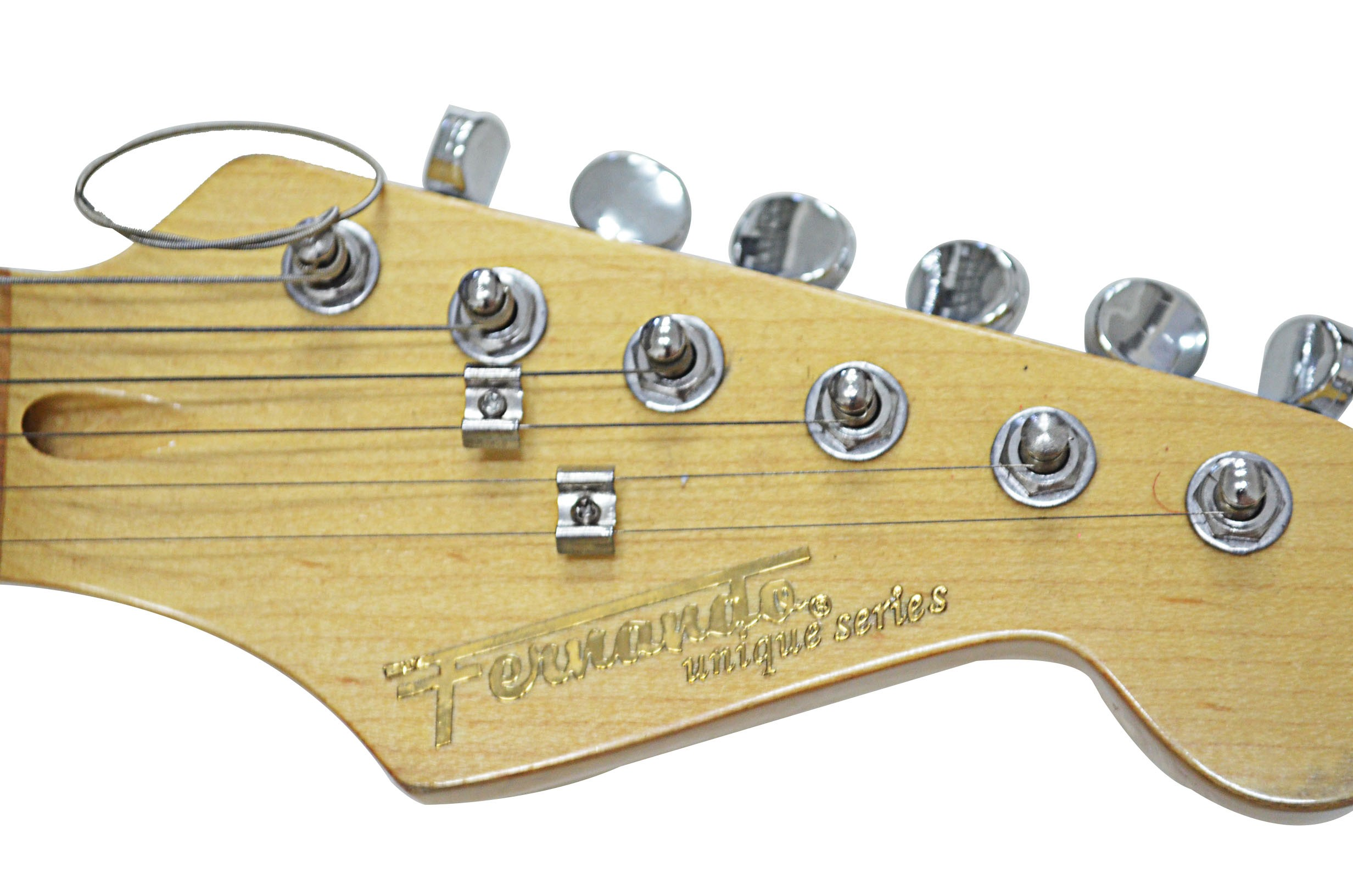 Fernando Unique Series Electric Guitar Buy Online Preloved 100