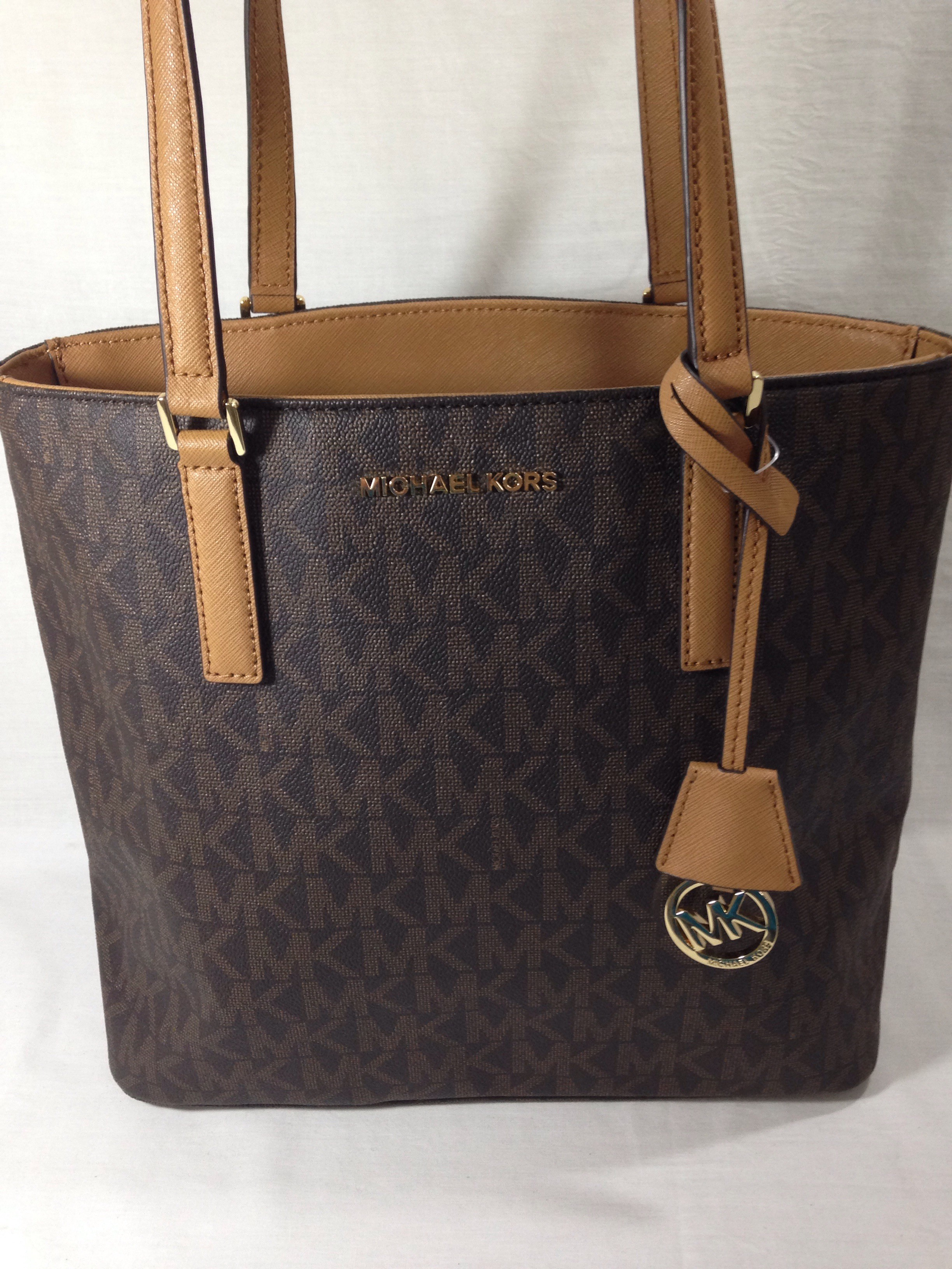 Michael kors tote bags philippines -  Michael Kors Morgan Signature Medium Tote Bag Lightbox Moreview