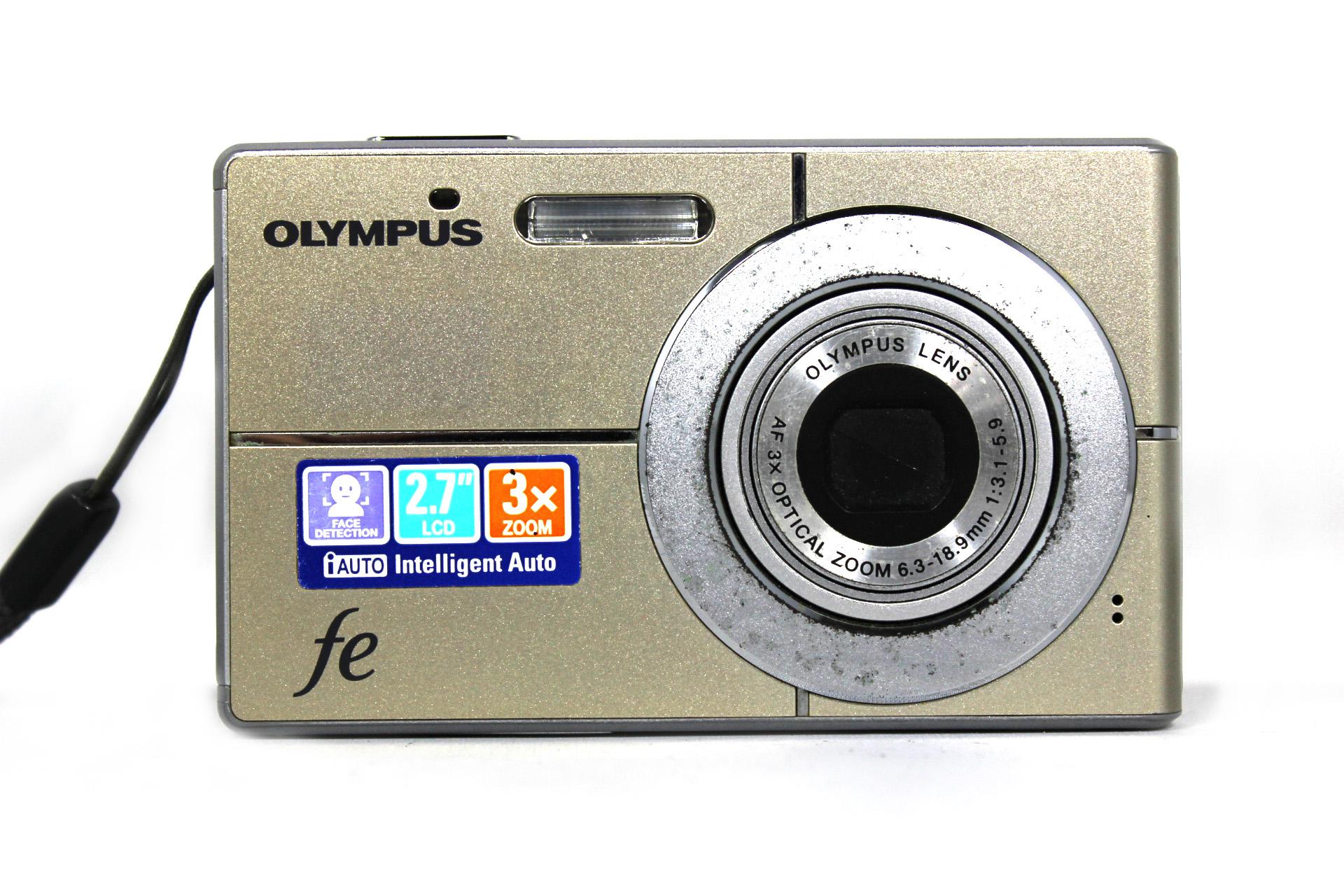 Olympus FE-3000 Digital Camera