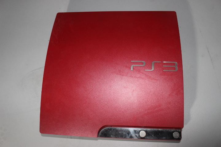 Sony Playstation 3 RED