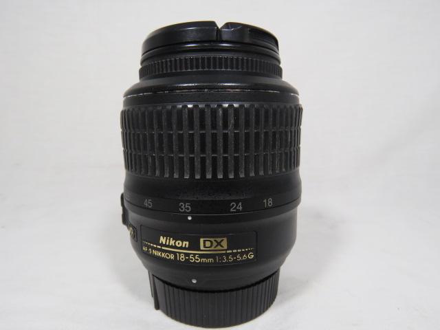 vr Nikkor, af-s 18-55mm kit lens