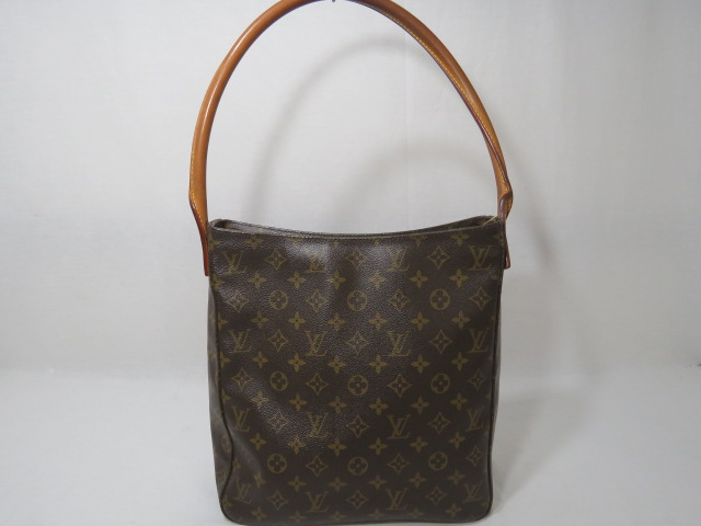 Louis Vuitton Looping GM Monogram Shoulder Bag