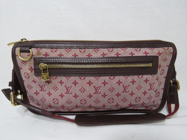 Louis Vuitton Mini Lin Shoulder Bag