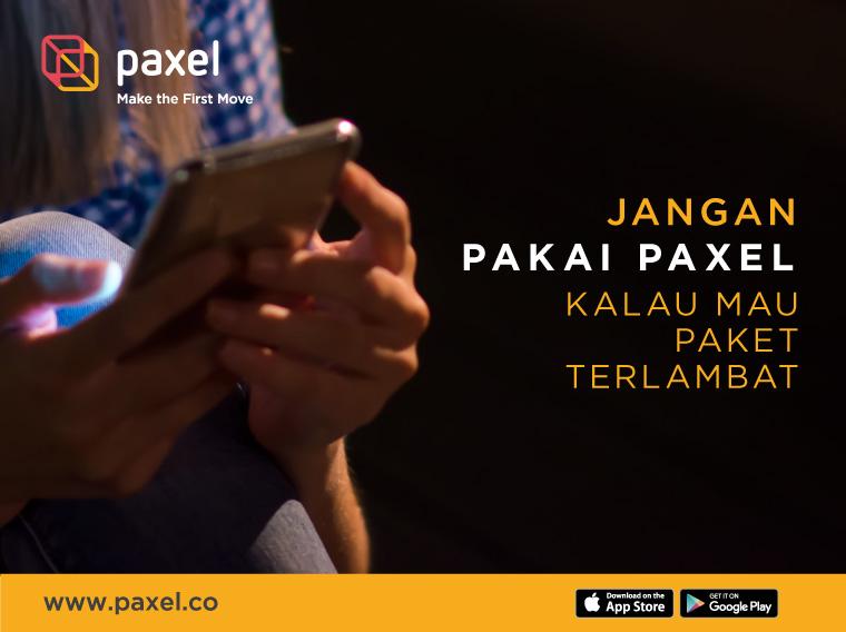 Dengan Paxel, Paket Sampai lebih Cepat seiring Antarkan Kebaikan