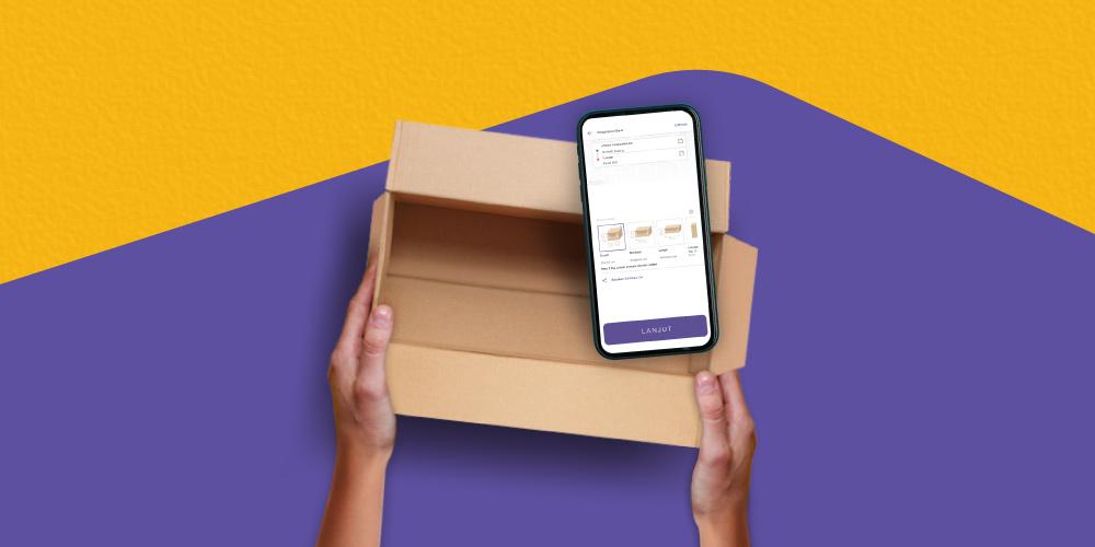 tips packing pengiriman paket aman paxel