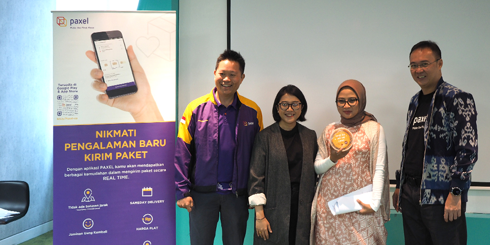Paxel Buy & Send Insights: UKM Prefer to Sell in Social Media