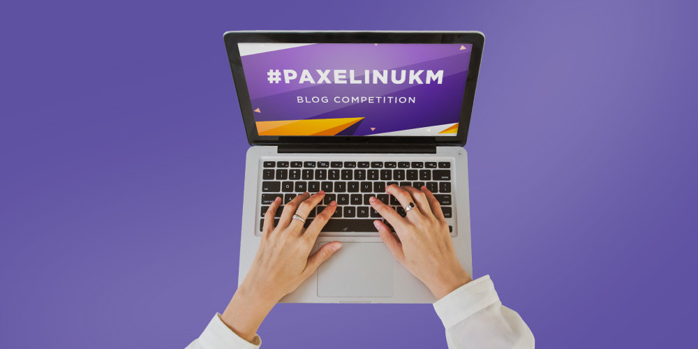 PaxelinUKM Blog Competition Paxel Sameday Delivery 2020
