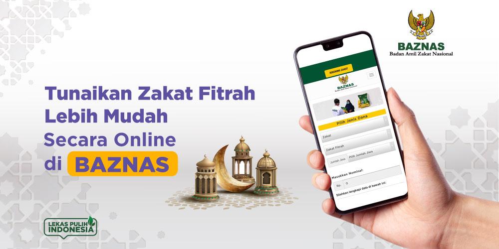 Zakat Fitrah - BAZNAS