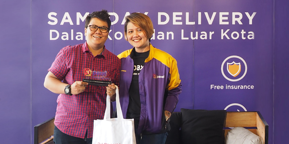 Gudeg Yu Djum's Strategy: Expanding Business Through Paxel's Sameday Delivery Service