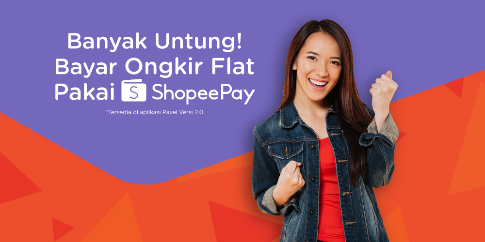 Bayar Ongkir Pakai ShopeePay, Banyak Untungnya!