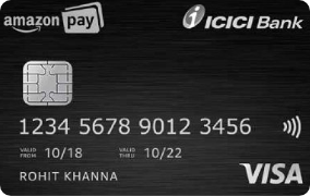 Amazon Pay ICICI Bank Credit Card- Features, Benefits and Fees