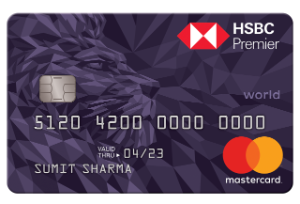 HSBC Premier Mastercard Credit Card- Features, Benefits and