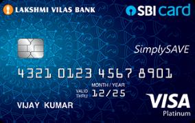 LVB SimplySave Credit Card