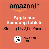 Apple & Samsung tablets