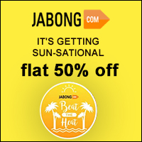 Flat 50% Off Beat the Heat