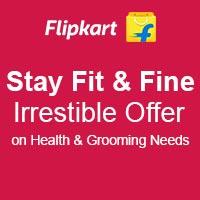 Stay Fit & Fine by Flipkart