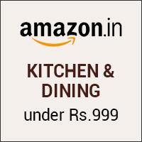 Kitchen & dining Under Rs. 999
