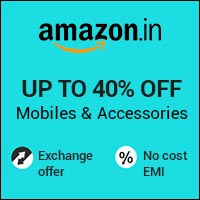 UPTO 40% OFF Mobiles and Accessories