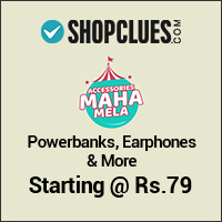 Powerbanks, Earphones & More Starting @ Rs. 79