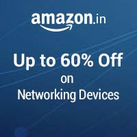 Up to 60% Off on Networking Devices