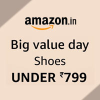 Big Value Day Shoes UNDER Rs.799