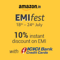 EMI Fest on Electronic, Mobiles Furniture & More