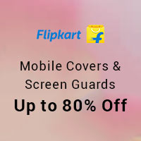 Mobile Covers and Screen Guards Up to 80% Off