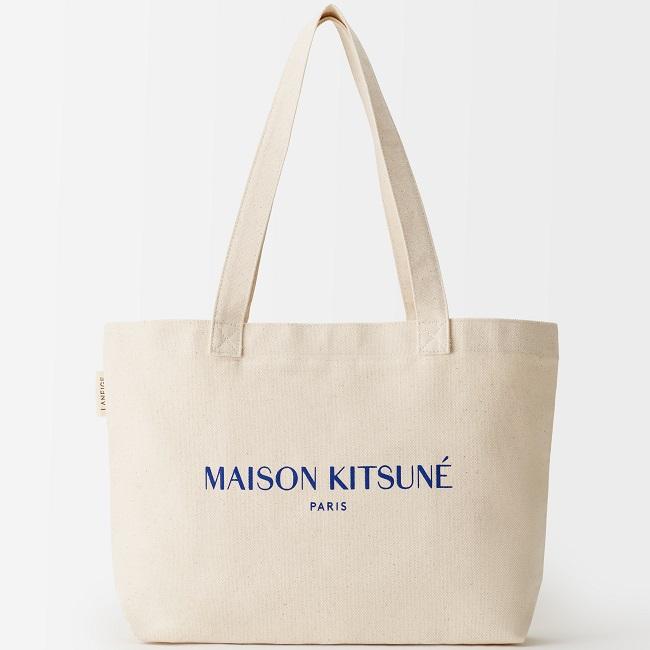 霧感持久NEO Cushion x Maison Kitsune 時尚帆布袋套裝