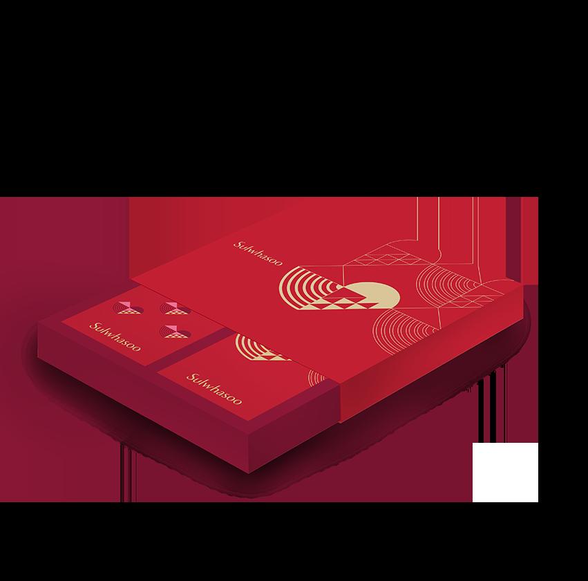 2021雪花秀限量珍藏紅封包