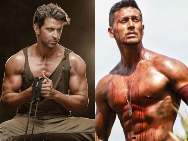 Yes, there is a dance-off between me and Hrithik Roshan in
