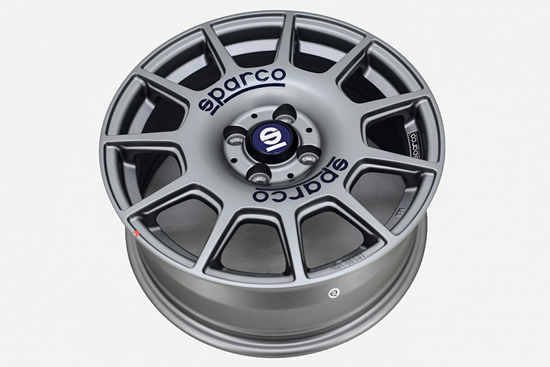 Tire Diameter Calculator >> Permaisuri | Sparco - Terra Matte Silver