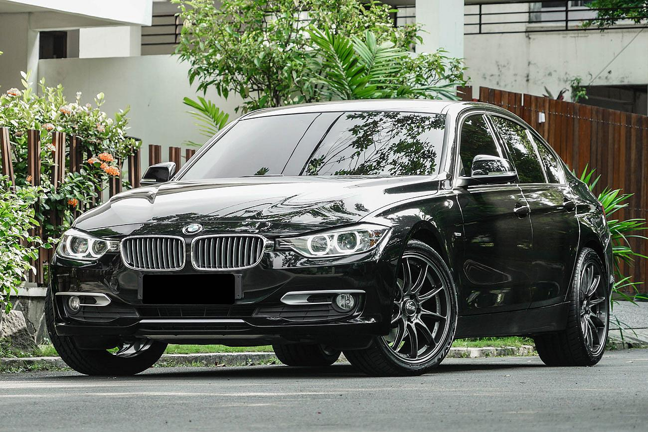 Permaisuri Bmw F30 Oz Racing Hyper Gt Hlt