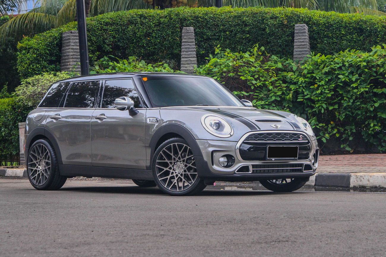 Permaisuri Mini Cooper Clubman F54 On Rotiform Blq 19