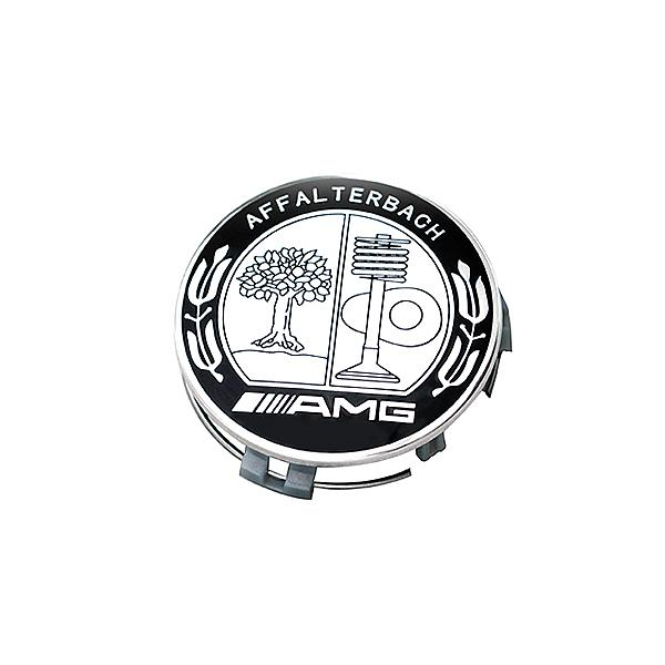 Anniversary style wheel caps