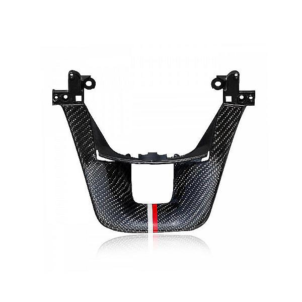 Cover Carbon Steering for Fortuner