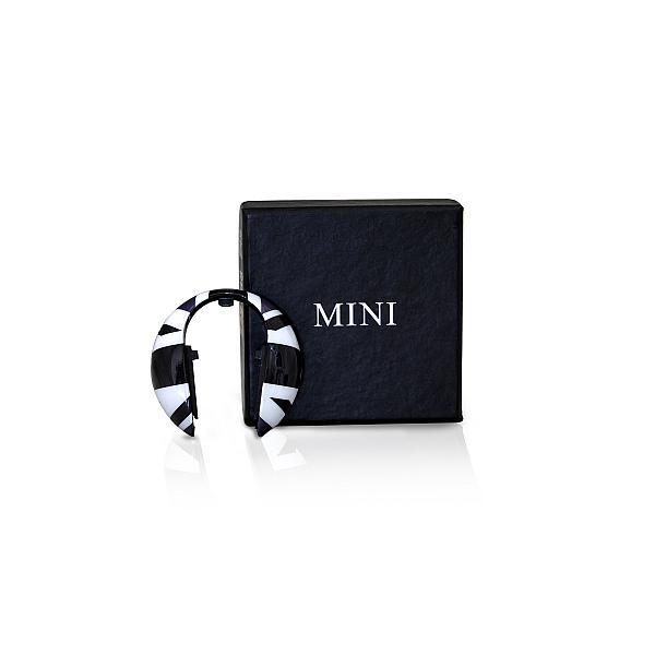 Key Case Cover Gray Union Jack Fag for Mini Cooper
