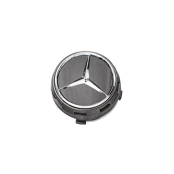 Raised Center Caps For Mercedes
