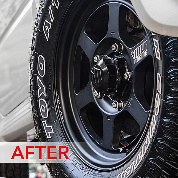 Tire Sticker ROWL Kit